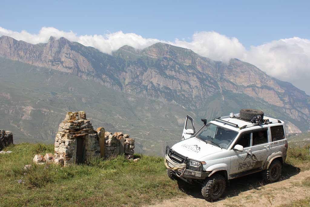 с.Фиагдон. Северная-Осетия-Алания.