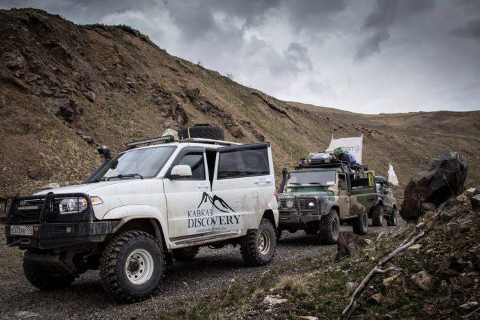 Экспедиция «От Каспийского до Черного моря»