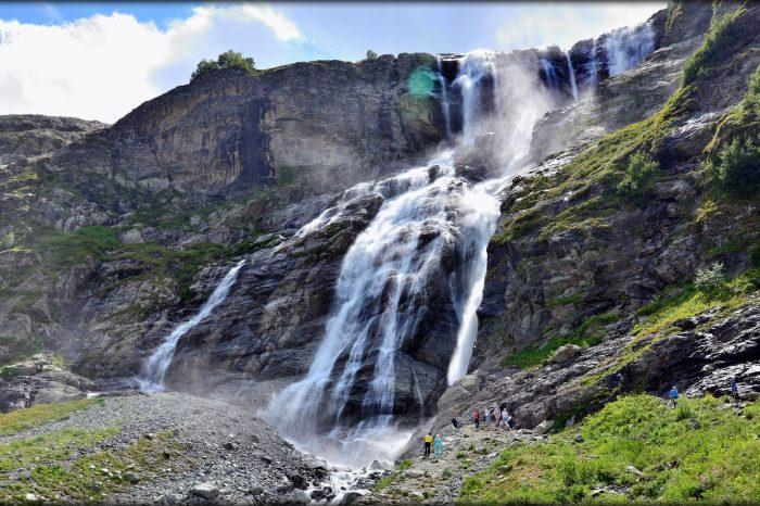 Джип-Тур к Софийским водопадам