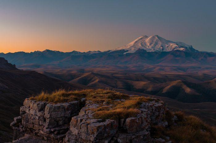Треккинг на плато Бермамыт