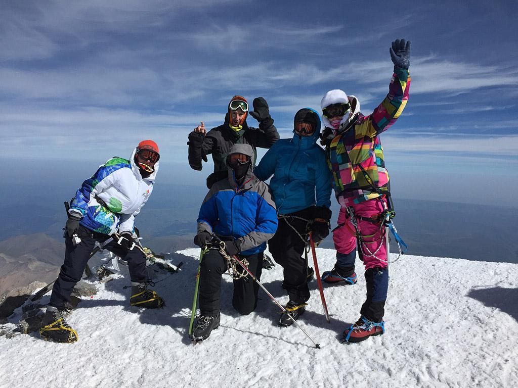 Дневник восхождения на Эльбрус 2015
