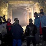 Заброшенные шахты вольфрамо-молибднового завода в г.Тырыауз. Кабардино-Балкария.