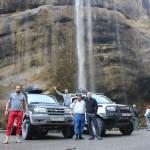 Чегемские водопады. Кабардино-Балкария.