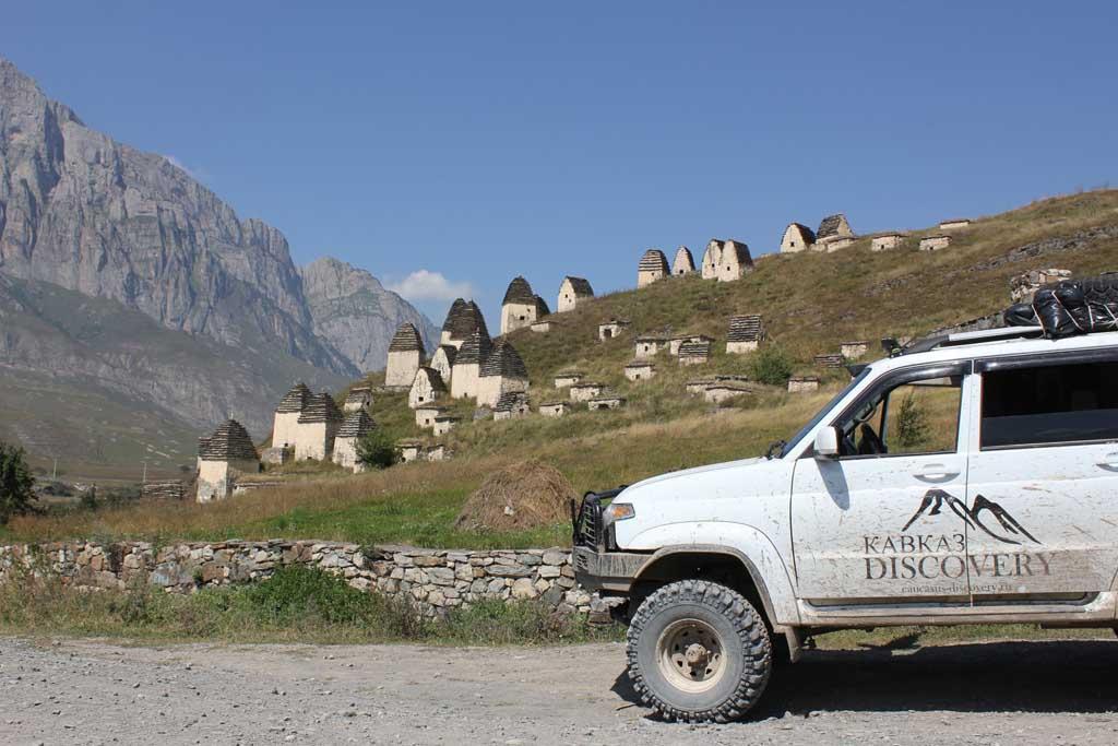 Центральный Кавказ — от Эльбруса до Казбека