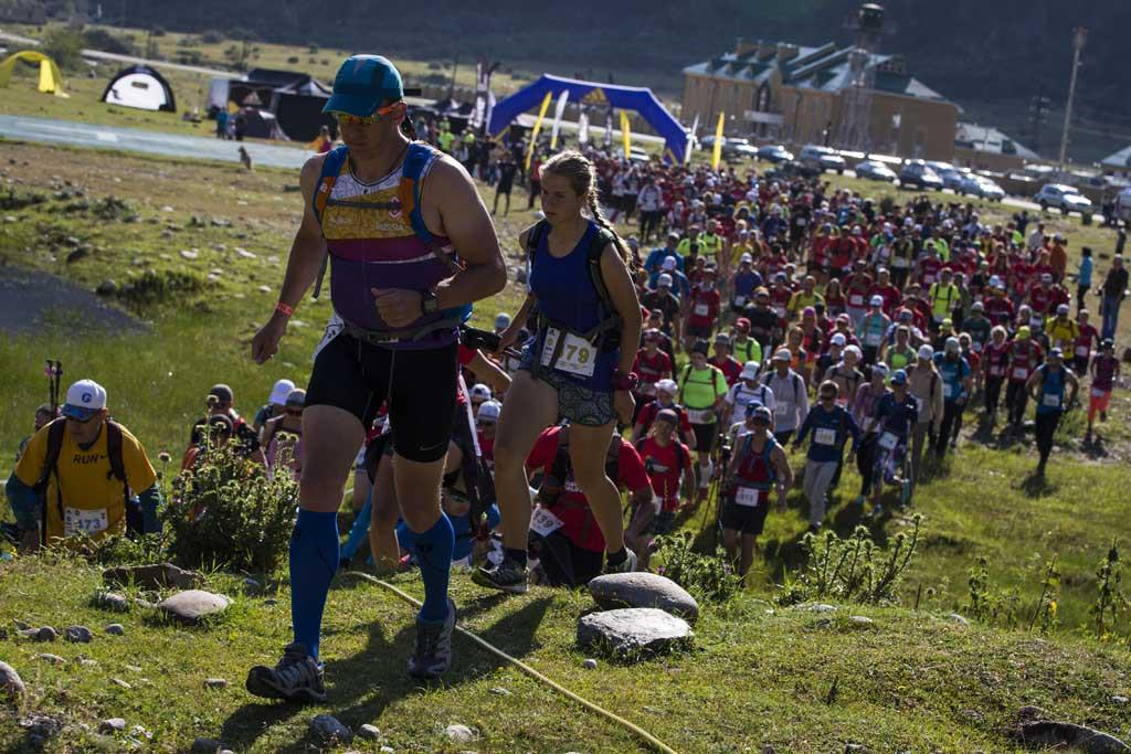 Adidas Elbrus World Race 2016