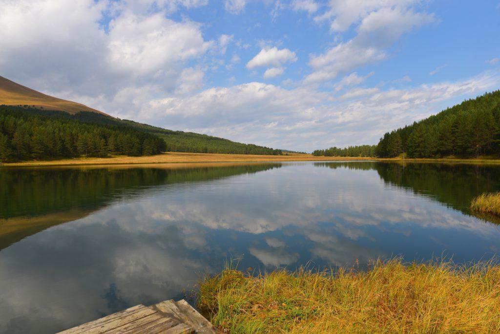 Джип-тур к озеру Хурлакёль