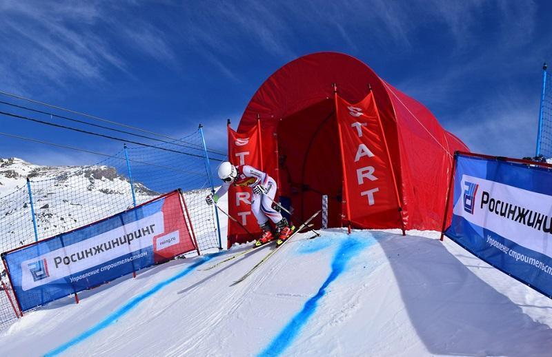 Горнолыжники из Израиля проведут официальные соревнования FIS НА ВТРК «АРХЫЗ»