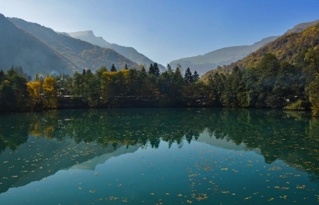Чегемские водопады+Голубые озера+Аушигер