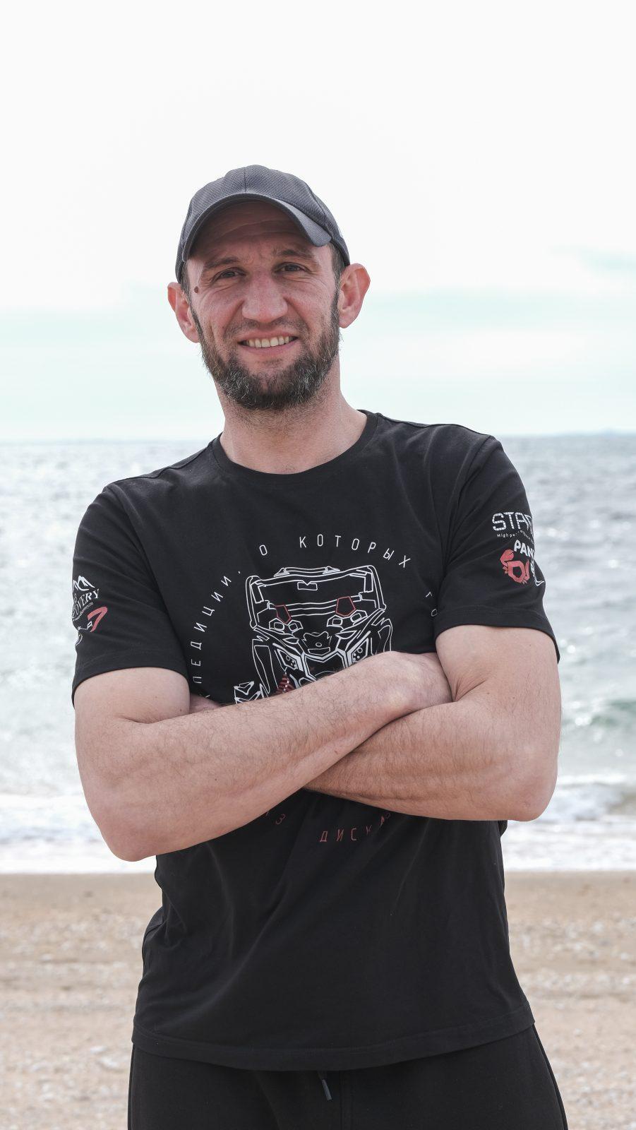 Сергей Озиев