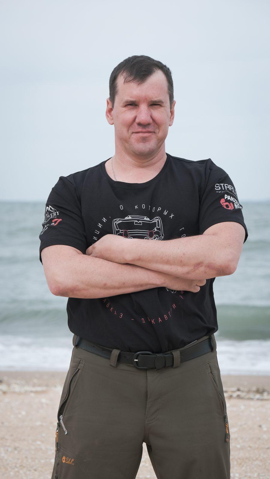 Андрей Калюжный